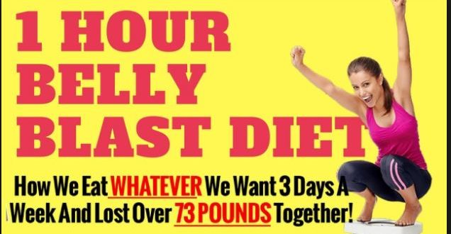 1 Hour Belly Blast Diet Reviews